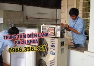 Dịch vụ Sửa tủ lạnh tại Nguyễn Khánh Toàn